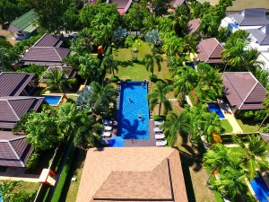 Naiharn garden villa 2